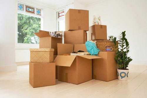 Elköltöztünk